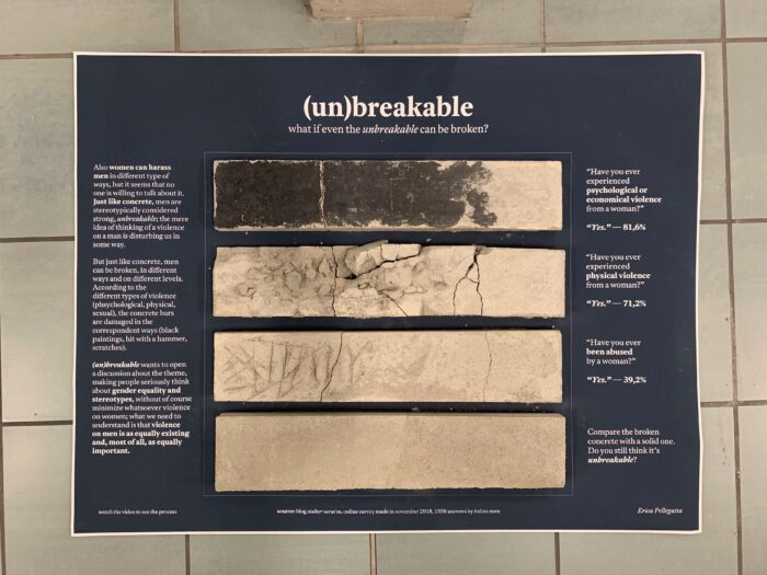 Featured image of the project (un)breakable